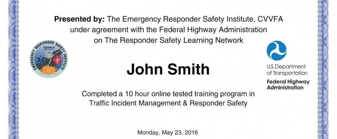 ResponderSafety Learning Network Reaches 25,000 Registered Users!
