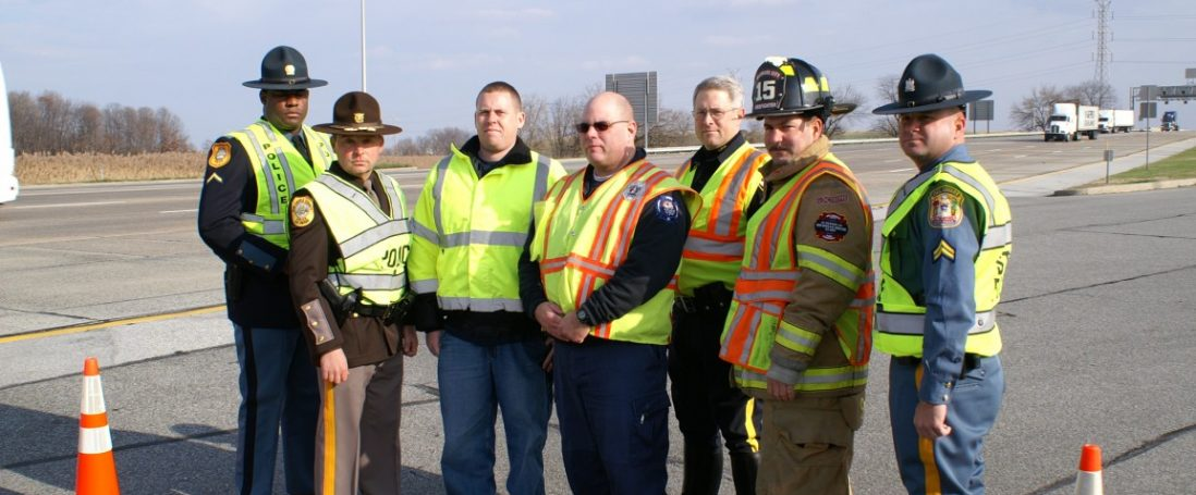ResponderSafety.com comes through for PIO's during National Traffic Incident Response Week!