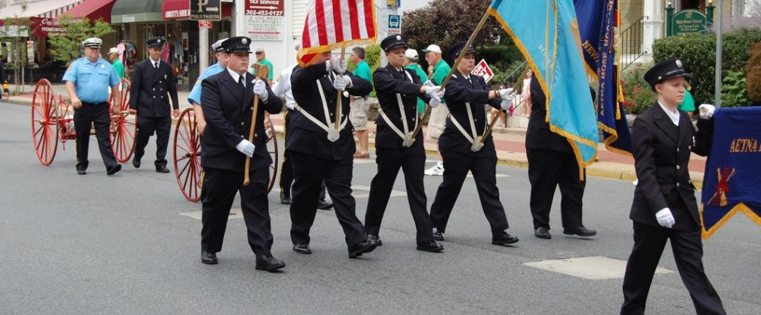 Registration Open for 117th Annual CVVFA Convention Parade-Sharpsburg MD Saturday August 4, 2018