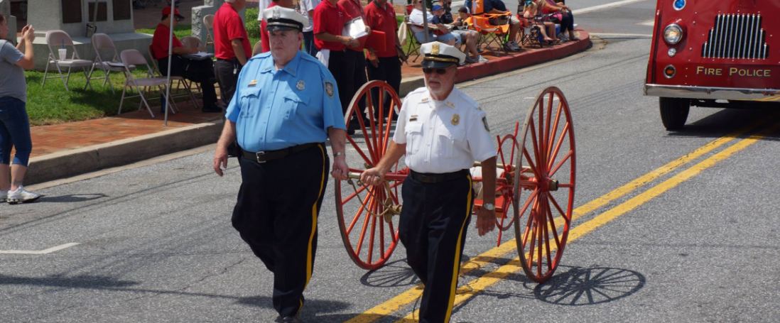 117th Annual Convention Parade Prize Winners