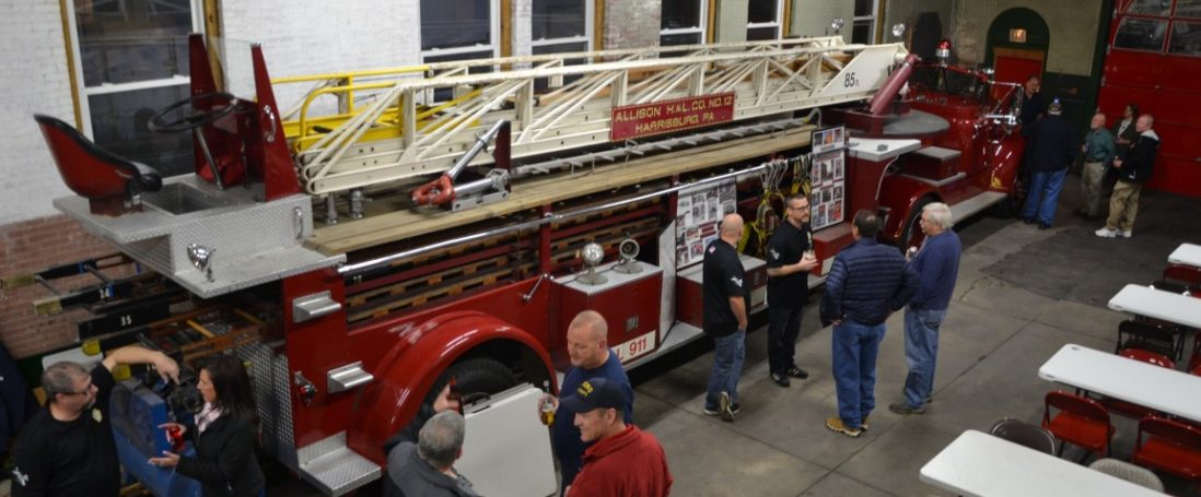Allison Hook & Ladder Co. No. 2 of Harrisburg Enrolls 100% in the  CVVFA