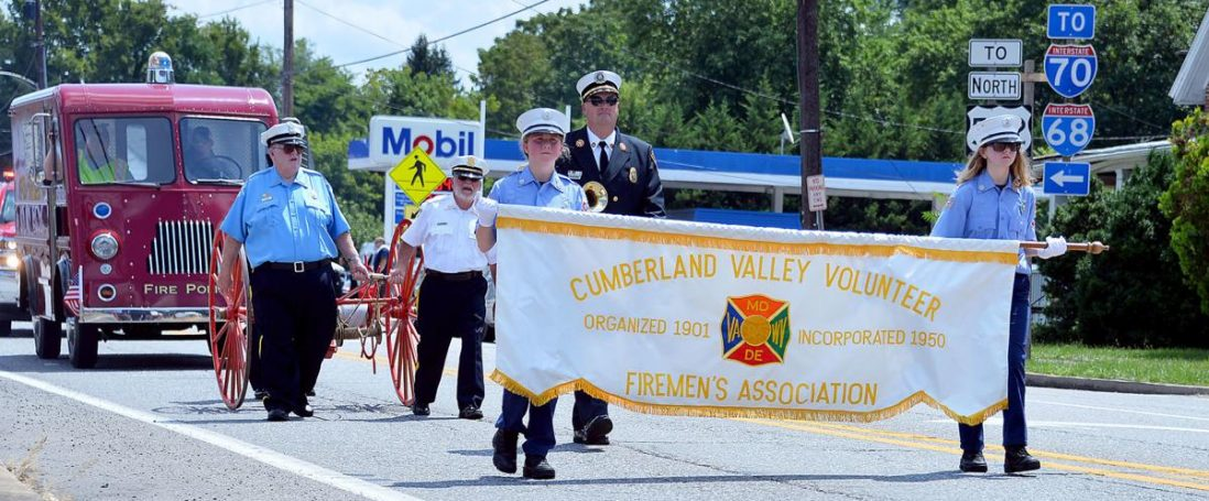118th Annual Convention Parade and Muster Winners